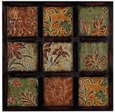 Home Decorators Collection 32 in. Multi-Colored Metal Wall Decor