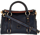Dooney & Bourke As Is Florentine Vachetta Lthr Small Satchel