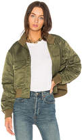 Nili Lotan McGuire Jacket in Army. - size L (also in M,S)