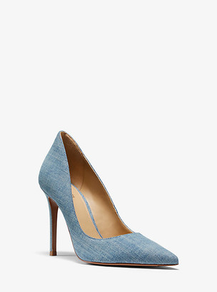 Michael Kors Keke Denim Pump