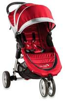 Baby Jogger City Mini® 3-Wheel Single Stroller in Crimson/Grey