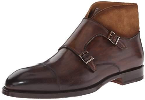 Magnanni Men's Valero Monk Strap Boot