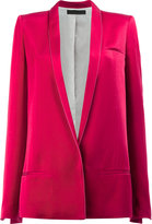 Haider Ackermann oversized dinner jacket - women - Cotton/Acetate/Rayon/Viscose - 38