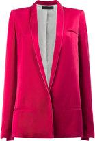 Haider Ackermann oversized dinner jacket - women - Cotton/Acetate/Rayon/Viscose - 40