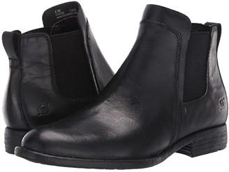 Børn Neah (Black Full Grain Leather) Women's Boots