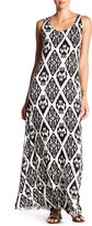 Clayton Dina Printed Maxi Dress