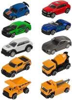 Very Teamsterz Street Vehicles 10 pack