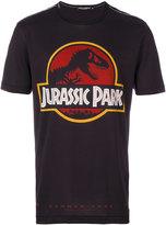 Dolce & Gabbana 'Jurassic Park' T-shirt - men - Cotton - 44