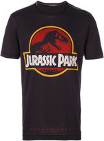 Dolce & Gabbana 'Jurassic Park' T-shirt - men - Cotton - 48