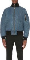 Sandro Stand-collar Shell Bomber Jacket