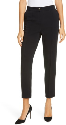 Ted Baker Raeet Straight Leg Ankle Pants