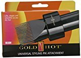 Gold'n Hot Adjustable Pick Attachments by