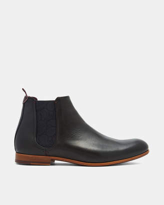 Ted Baker WHRON Leather Chelsea boots