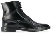 Dolce & Gabbana Boot Full Brogue