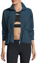 adidas by Stella McCartney Essential Zip-Front Track Performance Jacket
