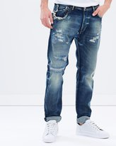 Scotch & Soda Dean Loose Taper Fit Jeans