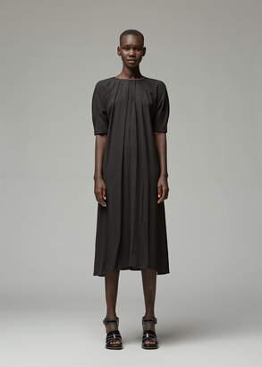Marni Short Sleeve Draped Dress