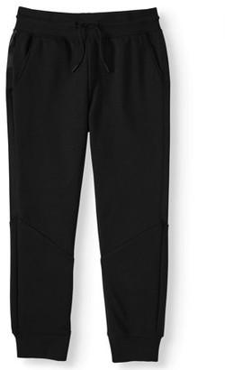 Athletic Works Interlock Fleece Jogger Pants (Little Boys & Big Boys)