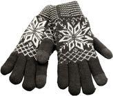Jessica Winter Print Gloves