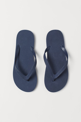 H&M Flip-flops - Blue