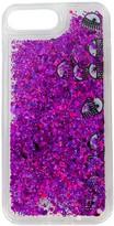 Chiara Ferragni Liquid Glitter & Eyes iPhone 7 plus case