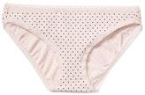 Gap Lace-trim low rise bikini