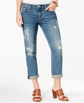 Tommy Hilfiger Ace Medium Wash Ripped Jeans