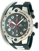 Adee Kaye Men's AK6000-M-BLK Japanese Miyota Quartz Movement