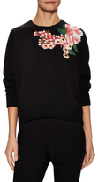 Dolce & Gabbana Wool Embroidered Crewneck Sweater