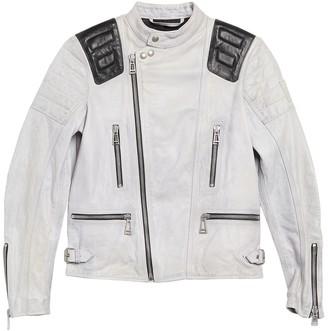 Belstaff Trelow Leather Moto Jacket
