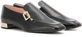 Roger Vivier Polly Patent Leather Loafers