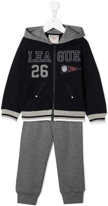 Lapin House Two-Piece Tracksuit Set