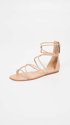 Schutz Fabia Strappy Sandals