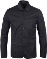 Edwin Union Black Jacket