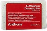 Anthony Logistics For Men Exfoliating and Cleansing Bar, Grapefruit, 7 oz.