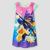 Lego Girls' The Batman Movie Nightgown - Purple