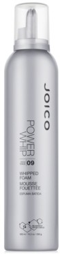 Joico Power Whip Whipped Foam, 10.2-oz, from Purebeauty Salon & Spa