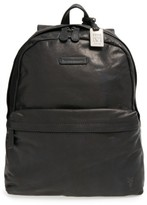 Frye Men's 'Tyler' Leather Backpack - Black