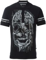Philipp Plein 'Learn to Fly' polo shirt