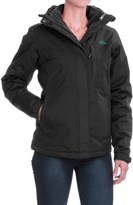 High Sierra Alta Interchange Jacket - Waterproof, Insulated, 3-in-1 (For Women)
