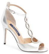 Nina 'Cathy' Swarovski Evening Sandal