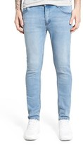 Cheap Monday 'Tight' Skinny Fit Jeans (Stonewash Blue)
