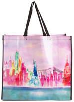 Landmarks City Skyline Reusable Bag