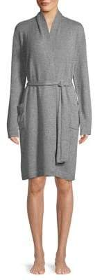 Lord & Taylor Boxed Cashmere-Blend Robe