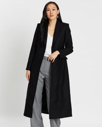 SABA Prudence Longline Coat