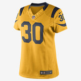 Nike NFL Los Angeles Rams Color Rush Limited Jersey (Todd Gurley II) Women's Football Jersey