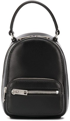 Alexander Wang Zipped Pocket Backpack
