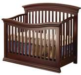 Sorelle Torino 4-in-1 Convertible Crib in Cherry