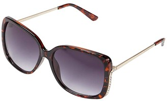 Steve Madden Lara (Tortoise) Fashion Sunglasses