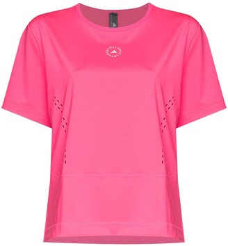 adidas by Stella McCartney Truestrength loose T-shirt